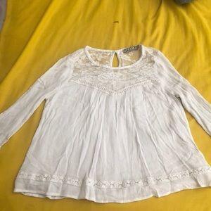 Chloe K 3/4 length blouse